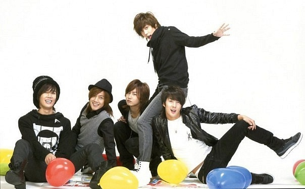 A Song Calling For You SS501