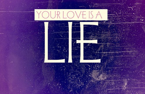 Your Love Is A Lie Simple Plan