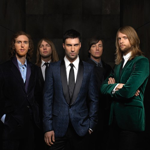 Never Gonna Leave This Bed Maroon 5