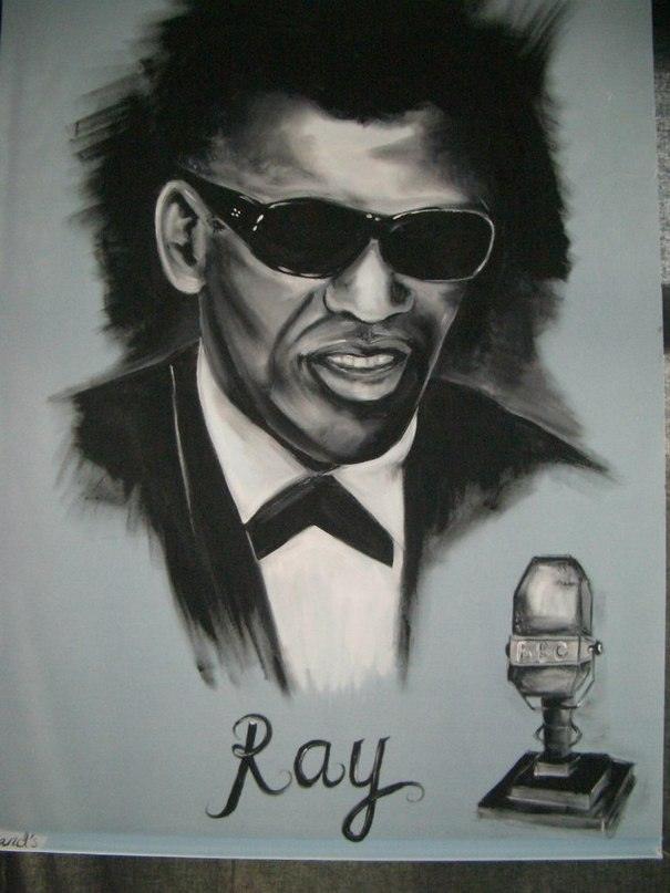 I've got a woman Ray Charles