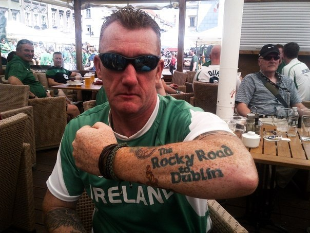 The Rocky Road to Dublin Dropkick Murphys