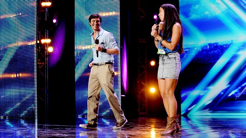 Toxic Alex and Sierra
