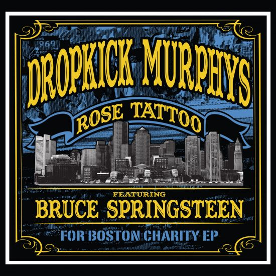 Rose Tattoo Dropkick Murphys