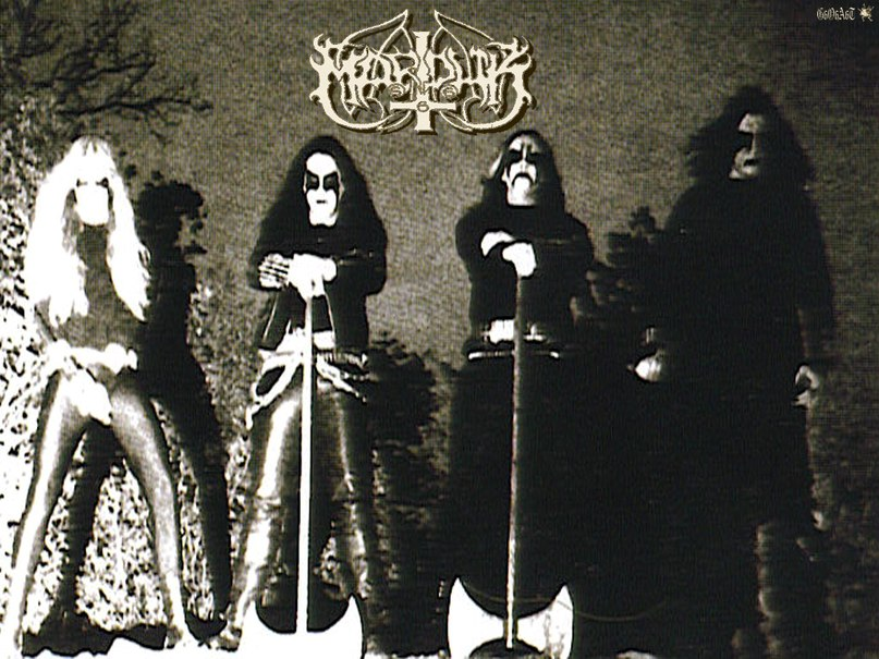 Fistfucking God's Planet Marduk