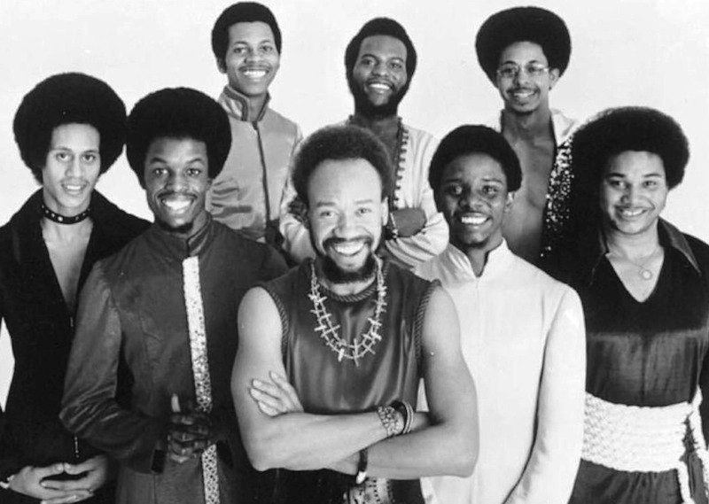 Boogie Wonderland Земля, ветер, огонь Earth wind and Fire