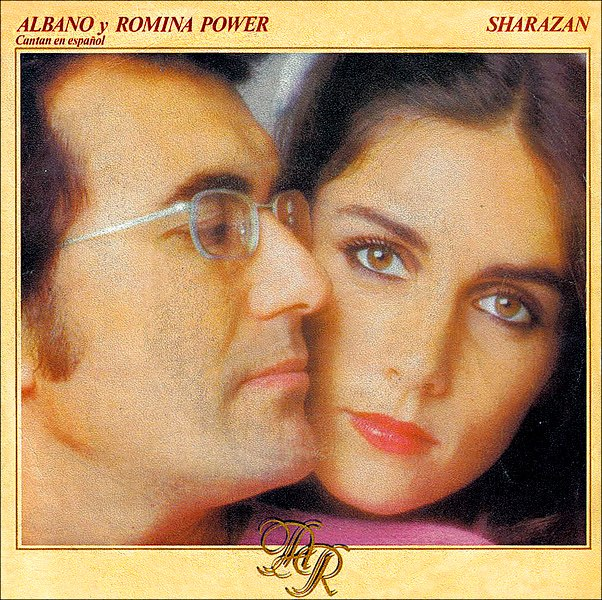 Sharazan Albano & Romina Power