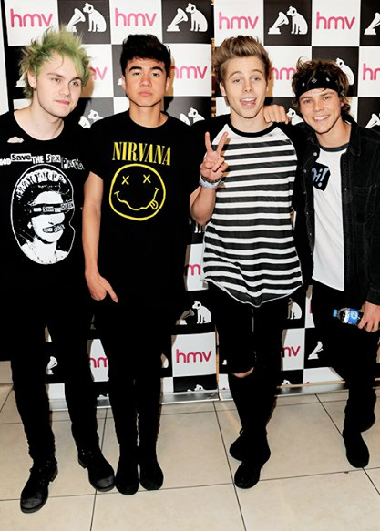 Disconnected (layered) 5 Seconds Of Summer