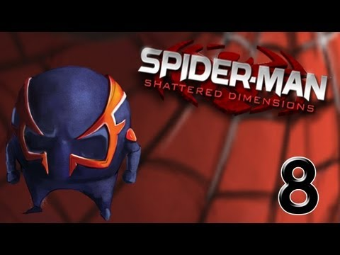 Прохождение Spider-Man: Shattered Dimensions - #8