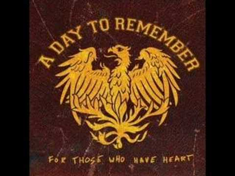 A Day To Remember - Start the Shooting