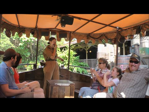 Jungle Cruise, Magic Kingdom, Walt Disney World HD (1080p)