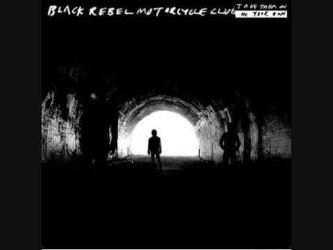 Shade of Blue - Black Rebel Motorcycle Club