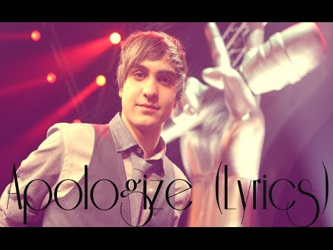 Roberto Bellarosa - Apologize (Lyrics)