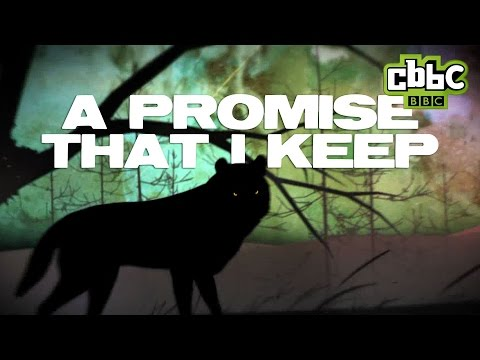 Wolfblood Season 3 Theme Song (LYRIC VIDEO) - A Promise That I Keep