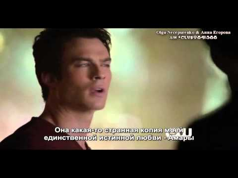 The Vampire Diaries  Webclip - 5.06 - Handle with Care (RUS SUB)
