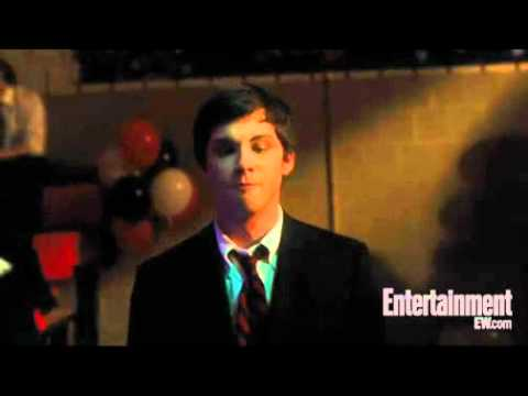 The Perks of Being a Wallflower New Scene - Charlie, Sam and Patrick