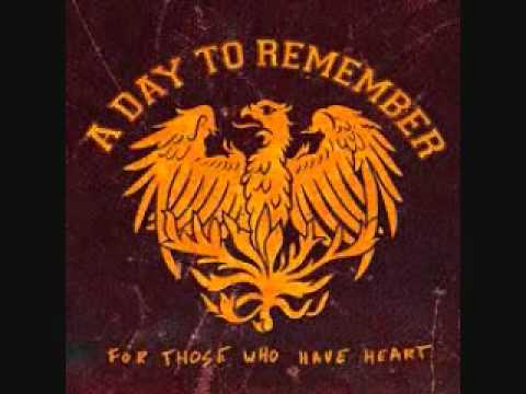 The Price We Pay - A Day To Remember