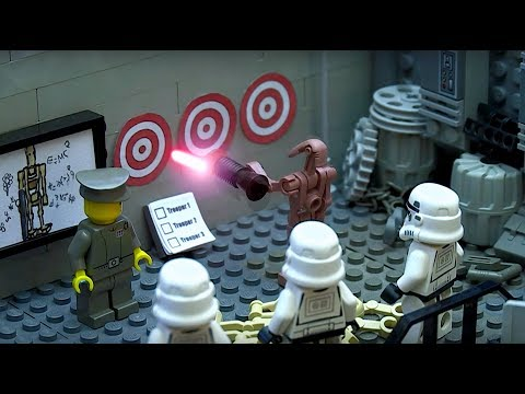 Lego Star Wars The Complete Saga Walkthrough Episode 4 Chapter 5 Death Star Escape