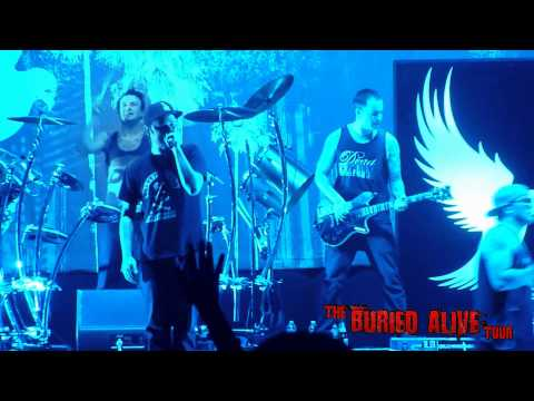 Hollywood Undead - Mother Murder - Live @ Buried Alive Tour, Ft. Wayne, Indiana 11/30/2011