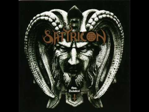 Satyricon The pentagram burns