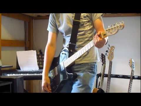 Smack Down | Thousand Foot Krutch | Guitar and Bass Cover | HD!