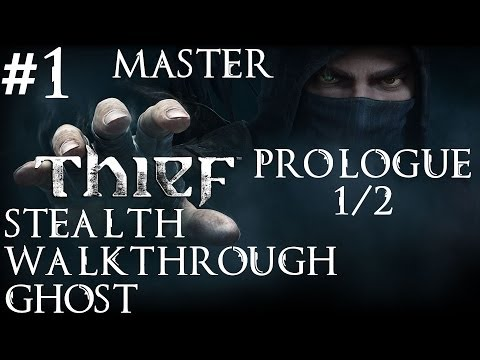 Thief: Stealth Walkthrough - Master - Ghost - Part 1 - Prologue - The Drop 1/2 - GIVEAWAY