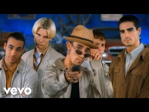 Backstreet Boys - As Long As You Love Me