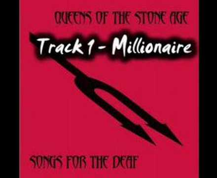 Queens of the Stone Age - Millionaire