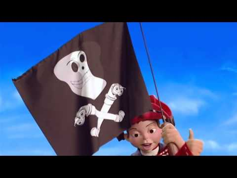 LazyTown - You Are a Pirate (Greatest Hits) [Widescreen] [High Quality]