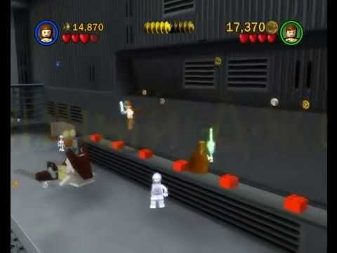 Прохождение игры LEGO Star Wars: The Complete Saga. 6 серия.
