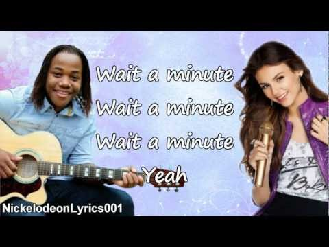 Victoria Justice & Leon Thomas lll - Countdown (+ Lyrics)