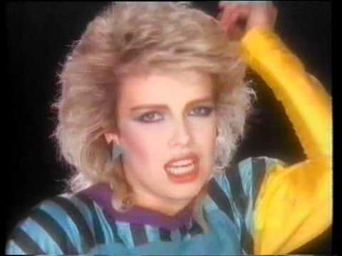 Kim Wilde - The Second Time (Go For It)