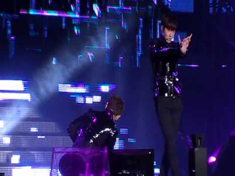 [fancam] Homin - 2013.02.14 Valentine's Day Concert - Catch Me