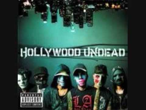 Hollywood Undead:Undead clean version