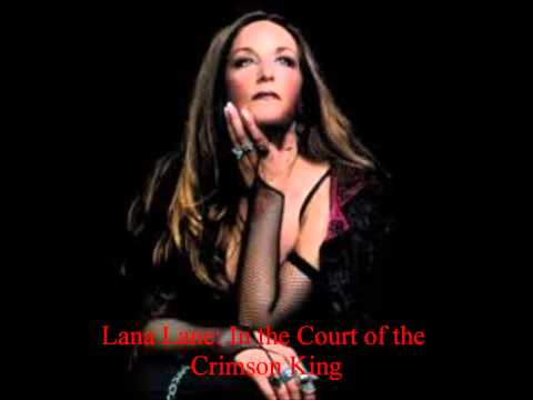 Lana Lane In the Court of the Crimson King