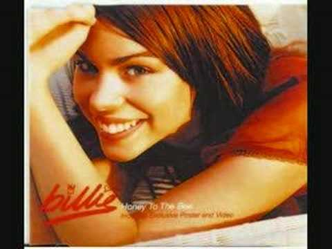 BILLIE PIPER: party on the phone (includes lyrics)