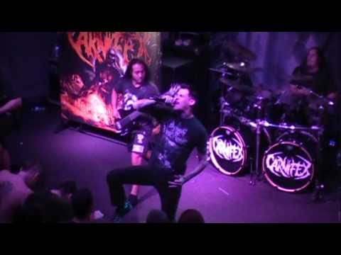 Carnifex - Entombed Monarch HD(Official Video)