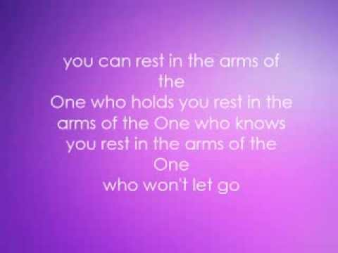 Rest In the Arms - Aaron Shust