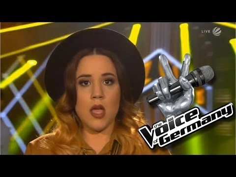 Anina Schibli: Seven Nation Army | The Voice of Germany 2013 | Live Show