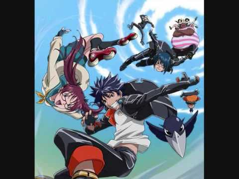 Air Gear Full Op with Lyrics [Chain by Back-on] + Download Link