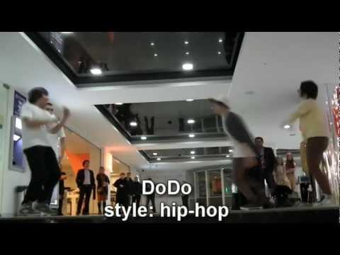 Drop of beat | Dance battle | Choreography by DoDo and Narik