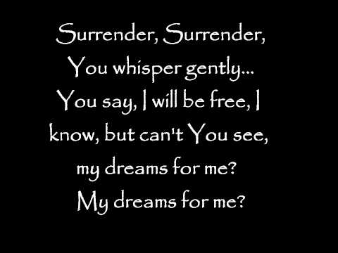 Surrender-Barlow Girl SURRENDER WITH LYRICS