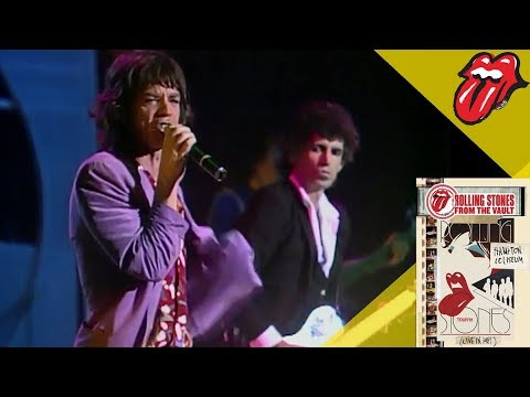 The Rolling Stones - (I Can't Get No) Satisfaction - Hampton Live 1981 OFFICIAL
