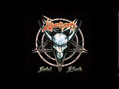 Venom- Sleep When I´m Dead  [with Lyrics]