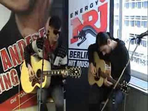 30 Seconds To Mars Acoustic Live - Revenge Energy NRJ Berlim.flv