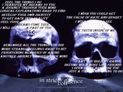 in strict confidence - the truth inside of me.