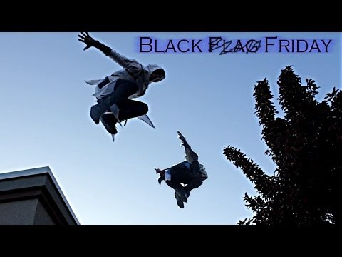 Assassins Creed 4 Black Friday Parkour