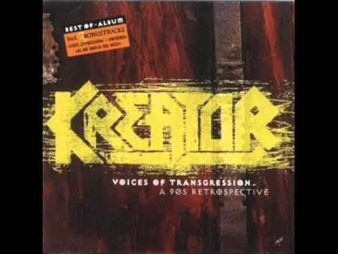 KREATOR - LUCRETIA MY REFLECTION (SISTERS OF MERCY)