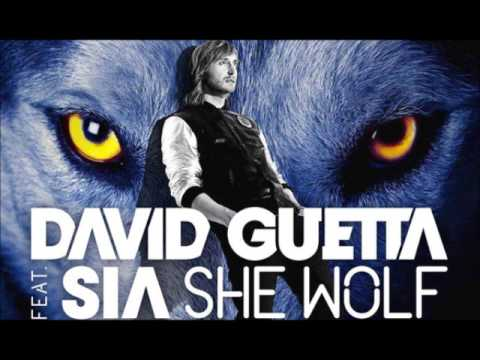 David Guetta and Sia - She Wolf Falling to Pieces Michael Calfan Remix