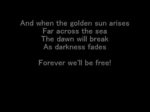 Greta Salome & Jonsi // Never Forget // Lyrics