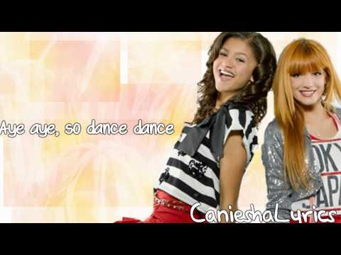 Shake It Up - I Just Wanna Dance